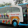 Inilah Alamat Agen, Jadwal dan Harga Tiket Bus Kramat Djati Terbaru