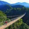 Alamat dan Harga Tiket Masuk Wisata Jembatan Gantung Situ Gunung Kab. Sukabumi