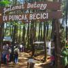 Harga Tiket Masuk dan Lokasi Puncak Becici Di Dlingo Bantul Yogyakarta Terbaru