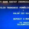 Panduan Beli Pulsa Lewat ATM (BRI, Mandiri, BCA, BNI) Secara Lengkap dan Detail