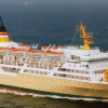 Jadwal Keberangkatan dan Harga Tiket Kapal Pelni KM. CIREMAI Kelas Ekonomi Jurusan Tanjung Priok – Biak